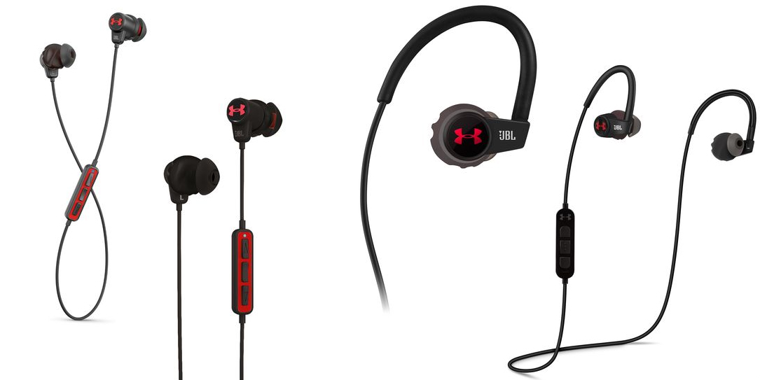 jbl under armour wireless headphones. under armour. the headphones are said to feature jbl\u0027s signature sound with purebass performance as well twist lock technology that is supposed keep jbl armour wireless z