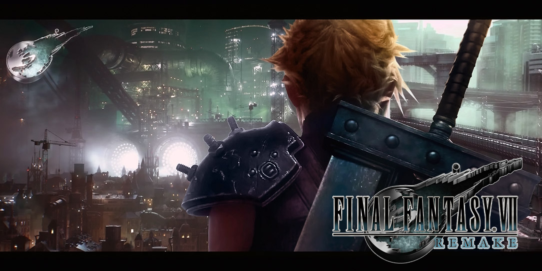 Final Fantasy 7 gets a remake from an outside artist.