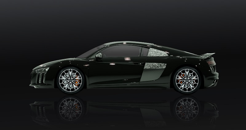 finalfantasy-audi-r8-profile-shot