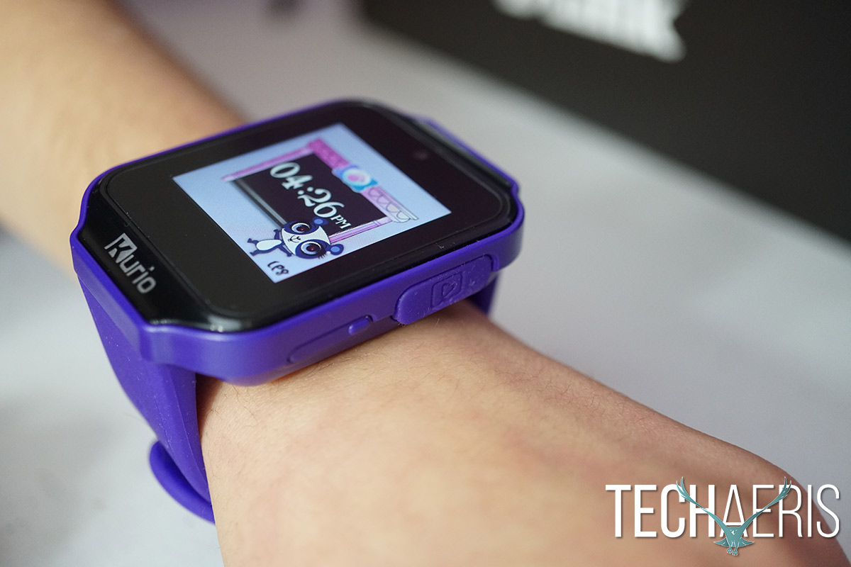 Kurio Watch for kids review: Entertainment on your wrist