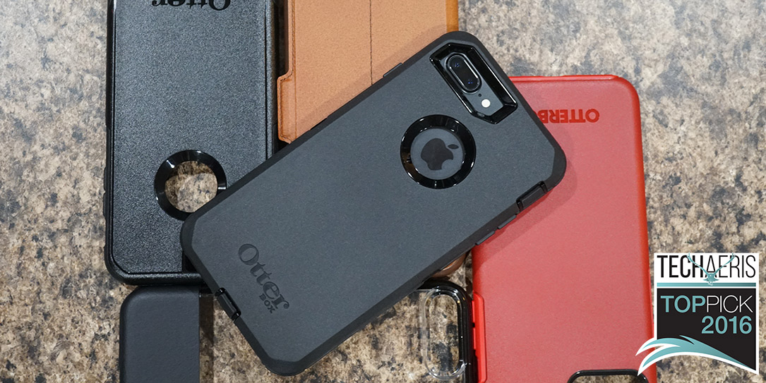online retailer 94dc3 afa97 OtterBox for iPhone 7 plus review: Still the go to for extreme ...
