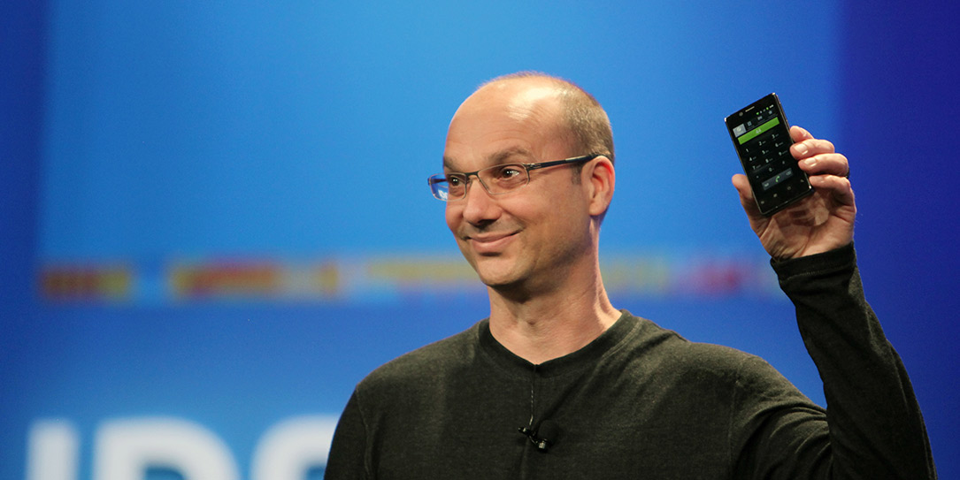 Andy Rubin readying launch of new AI-focused phone