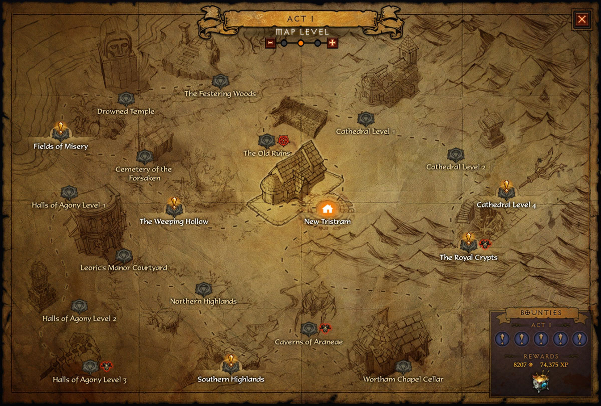 Diablo-III-Darkening-of-Tristram-map-location