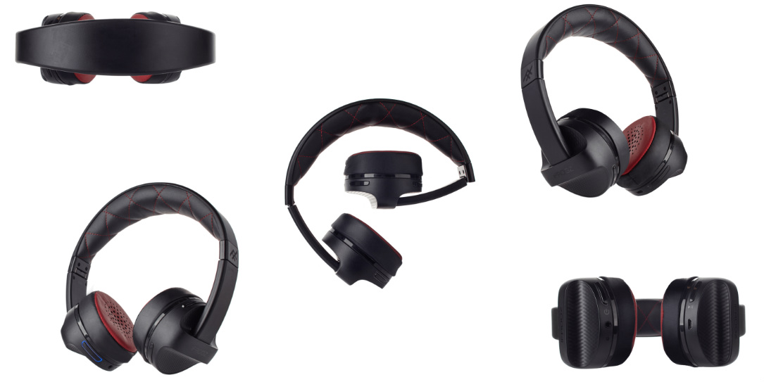 ifrogz introduces wireless bluetooth impulse headphones. Black Bedroom Furniture Sets. Home Design Ideas