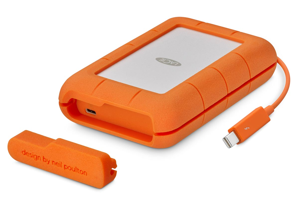 Ces 2017 Lacie Updates Rugged And D2 Storage Solutions