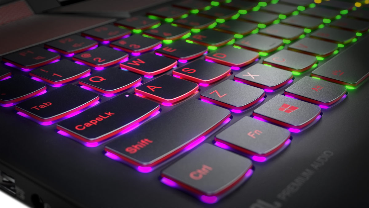 CES 2017] Lenovo introduces Lenovo Legion gaming laptop and