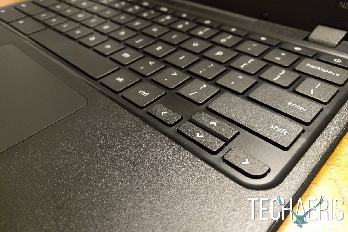 Lenovo N22 Touch Chromebook review: Built tough for