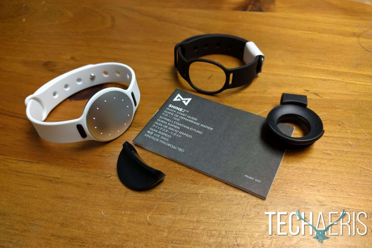 Misfit Shine 2 Activity Tracker Review