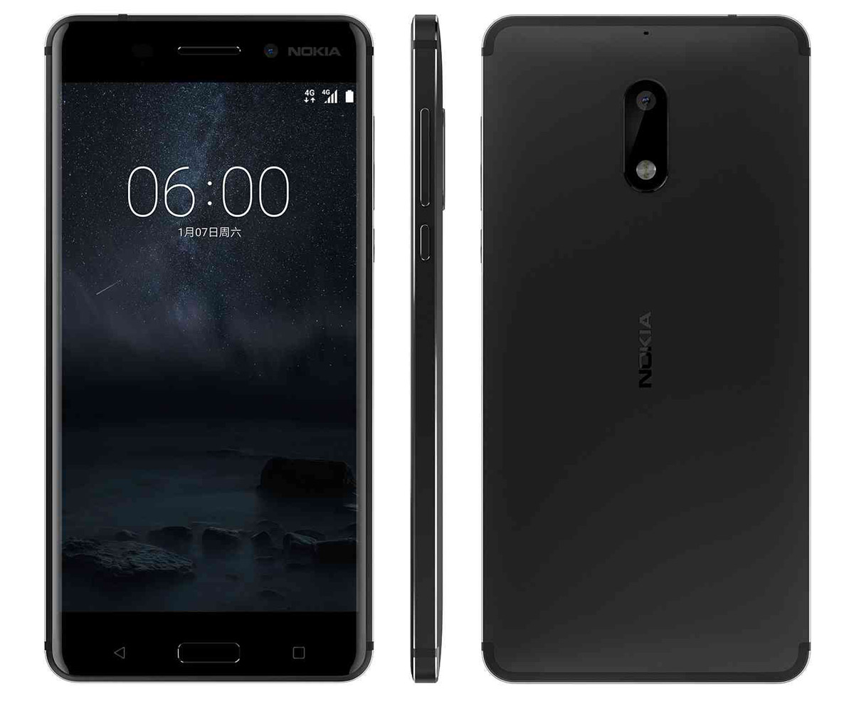 Nokia-6-Android-smartphone