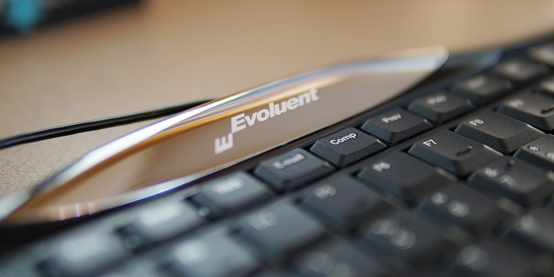 Evoluent Mouse-Friendly keyboard