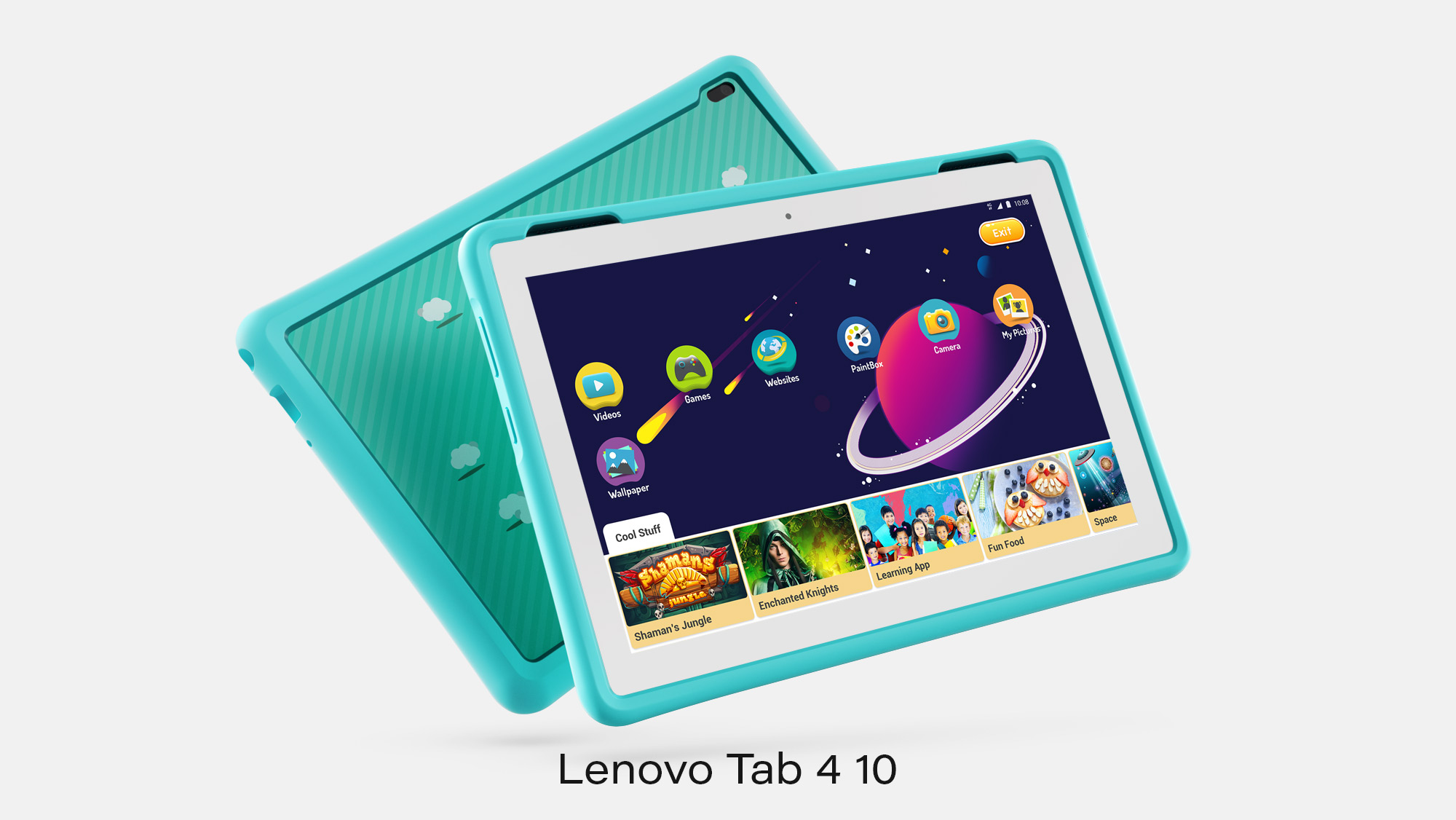 [MWC 2017] Lenovo Tab 4 series tablets for kids/families ...