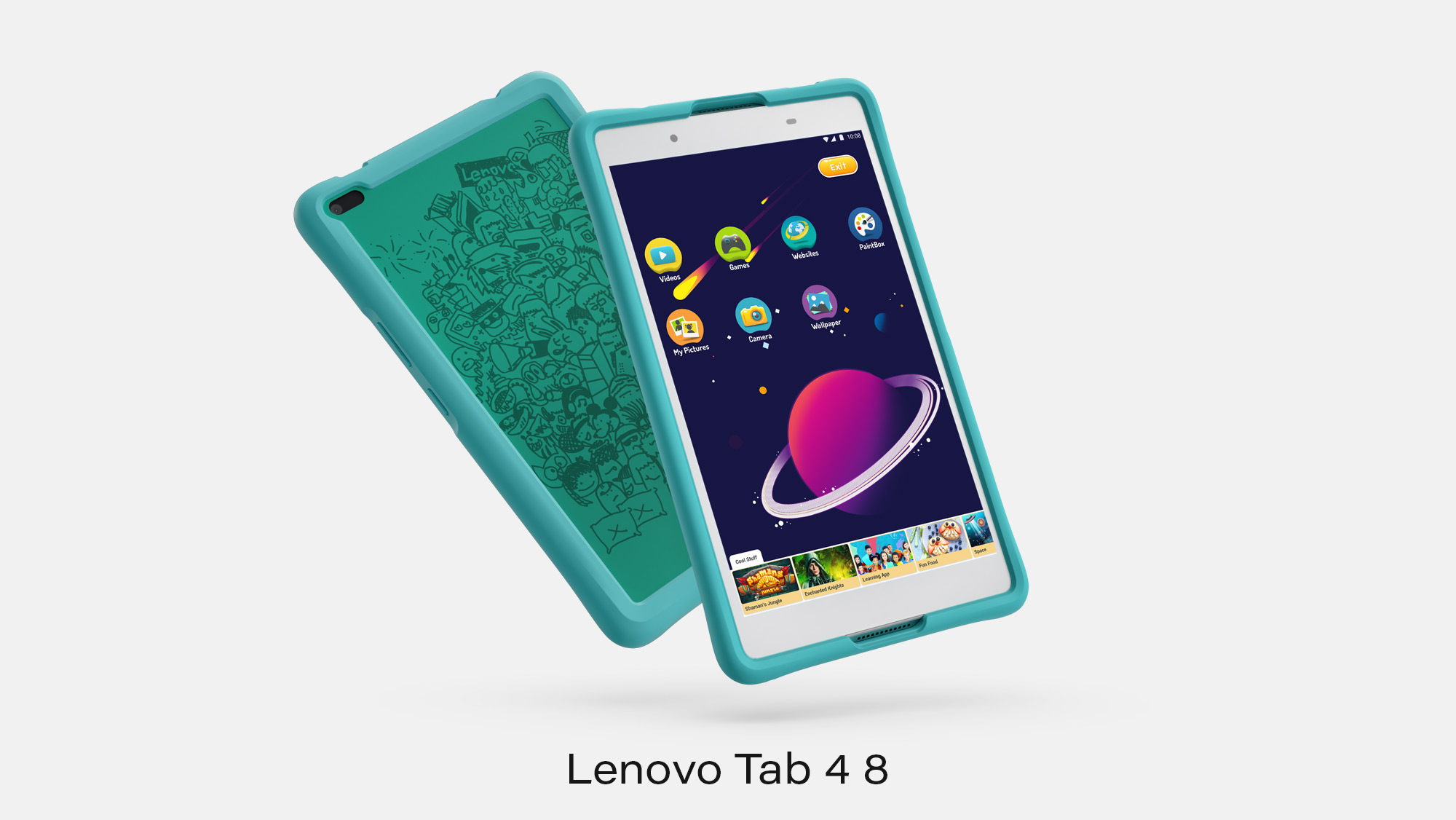 online store cca22 ef720 MWC 2017] Lenovo Tab 4 series tablets for kids/families and more ...