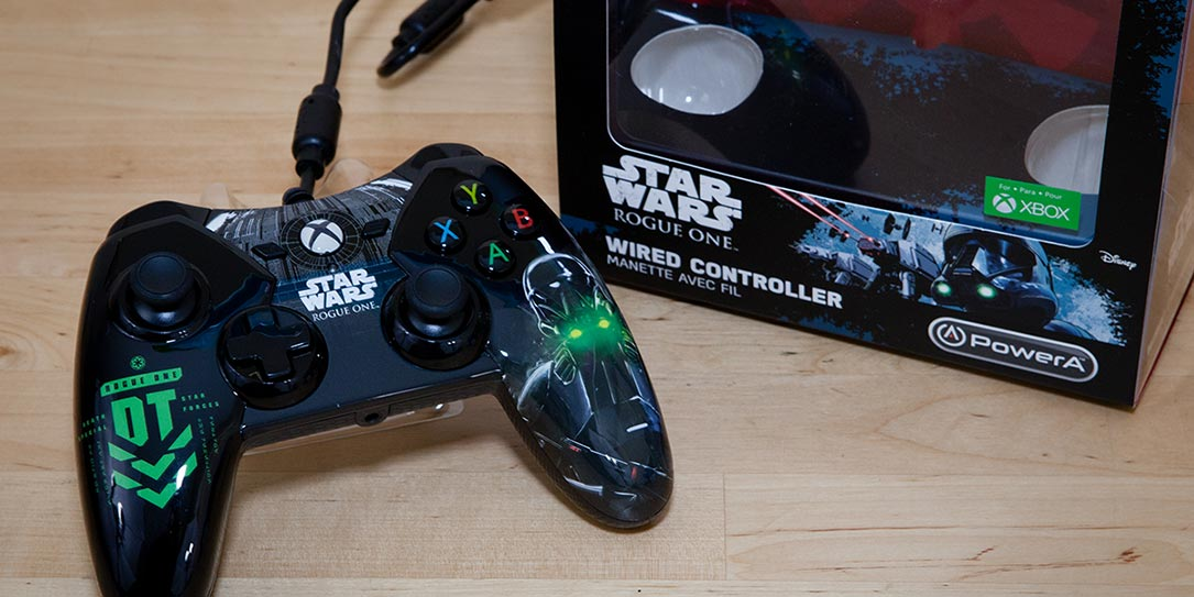 PowerA Rogue One Xbox One controller review: Get your game