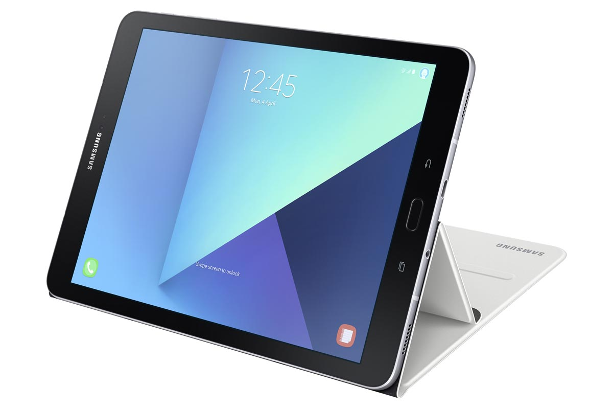 samsung unveils galaxy tab s3 galaxy book and new gear. Black Bedroom Furniture Sets. Home Design Ideas
