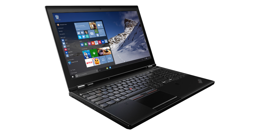 ThinkPad P Series