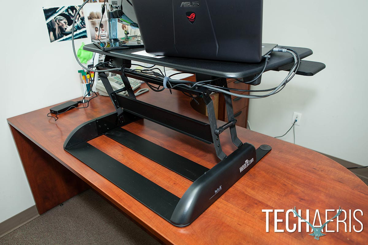 Varidesk Pro Plus 36 Review Enhance Your Work Life With A