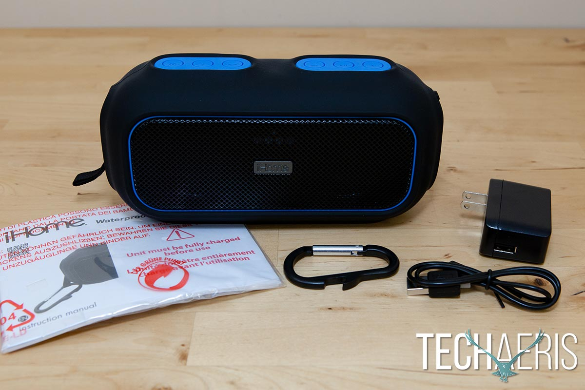 Ihome Ibt9 Review A Solidly Built Waterproof And
