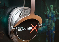 Sound BlasterX H5 Tournament Edition Gaming Headset