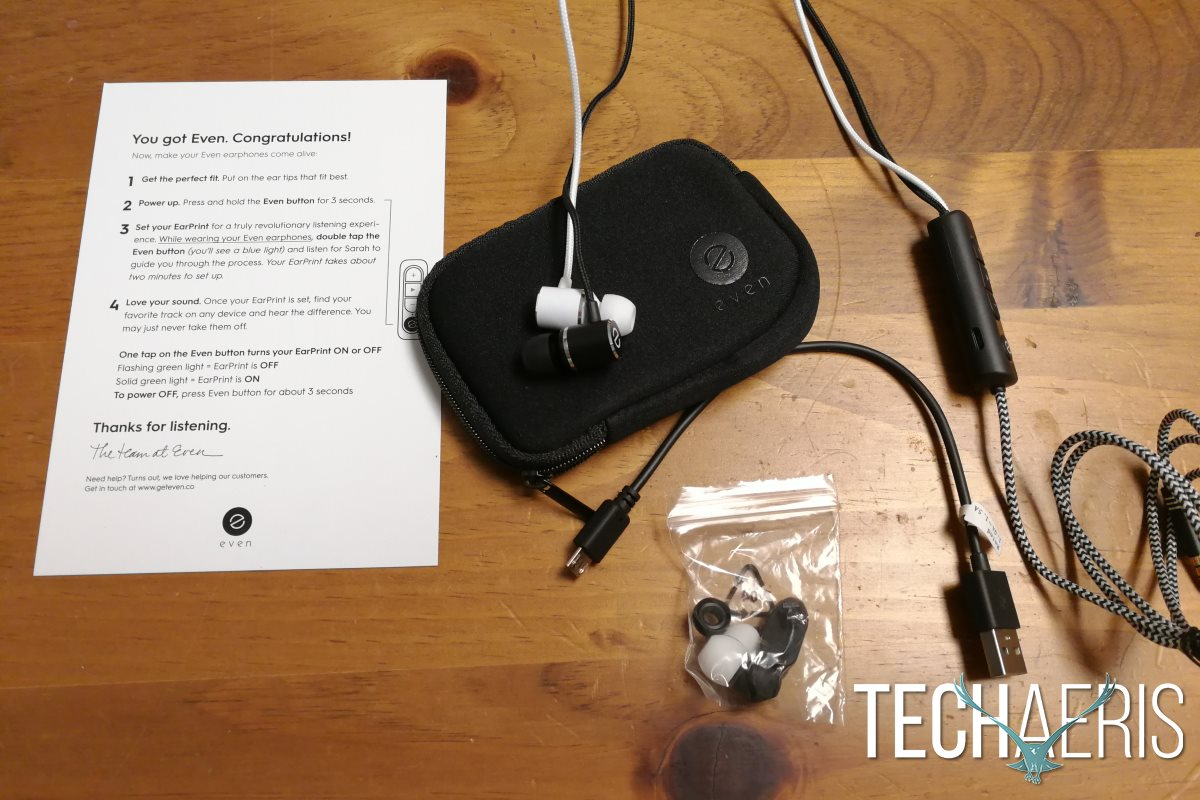 even e1 earphones review find your earprint enjoy customized audio