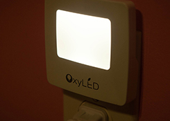 OxyLED-OxySense-LED-Night-Light-review-box