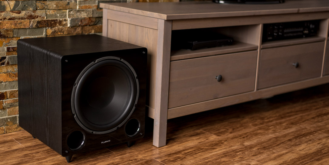 fluance launches beastly db12 powered subwoofer for. Black Bedroom Furniture Sets. Home Design Ideas