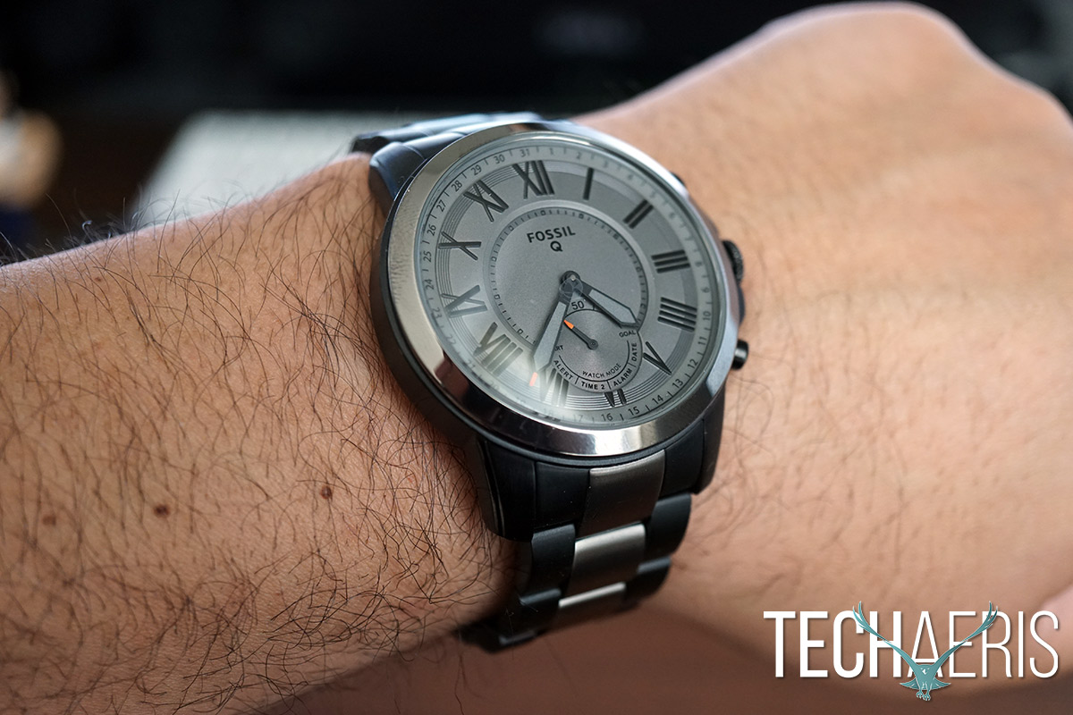 Fossil Q Grant review: I'm starting to fall in love with ...