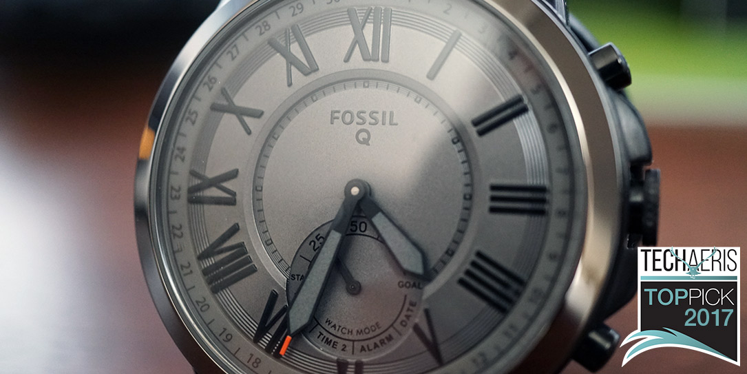 Fossil Q Grant Review I M Starting To Fall In Love With The Hybrid