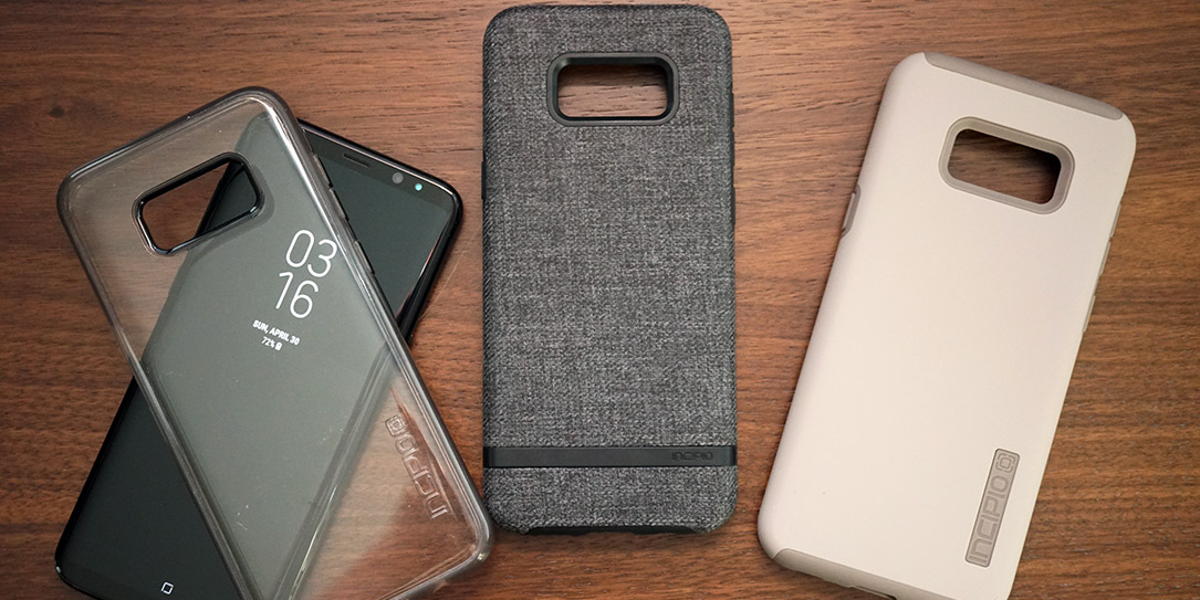 Incipio Galaxy S8+ cases