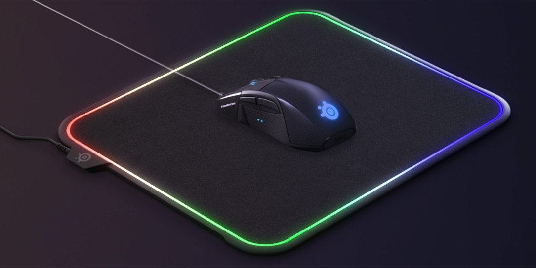 Image result for RGB Mouse Pad