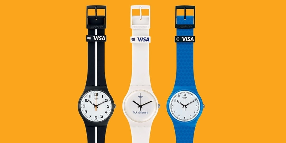 Swatch's provocative 'Tick different' slogan has Apple riled