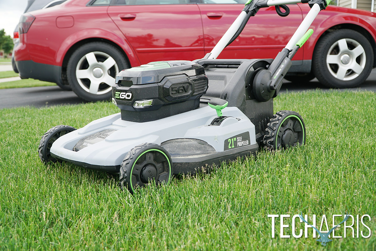 EGO 56V Lithium-Ion mower review: Not at all what I expected