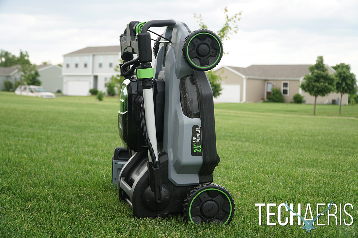 Ego 56v Lithium Ion Mower Review Not At All What I Expected