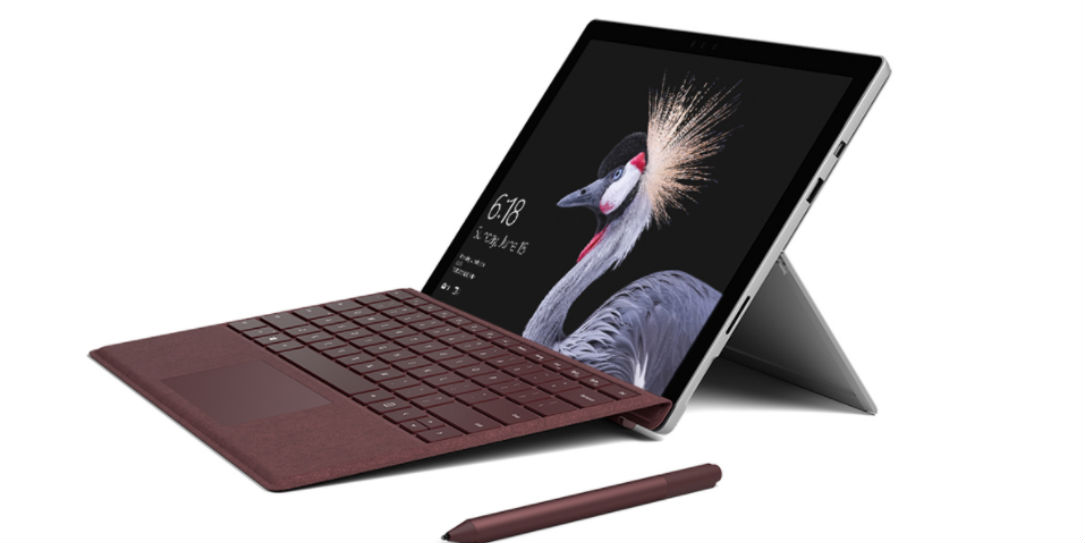 Surface Pro 5 up next? Microsoft teases cover keyboards