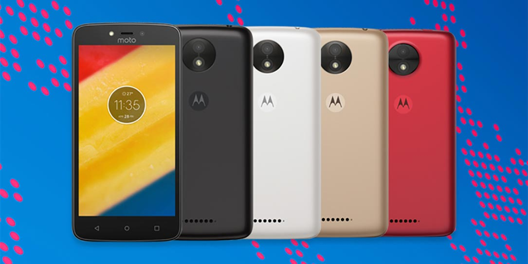 Lenovo's new Moto C Plus a smartphone below $120 price…