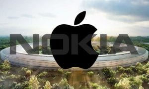 Nokia and Apple