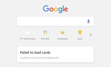 failed to load cards