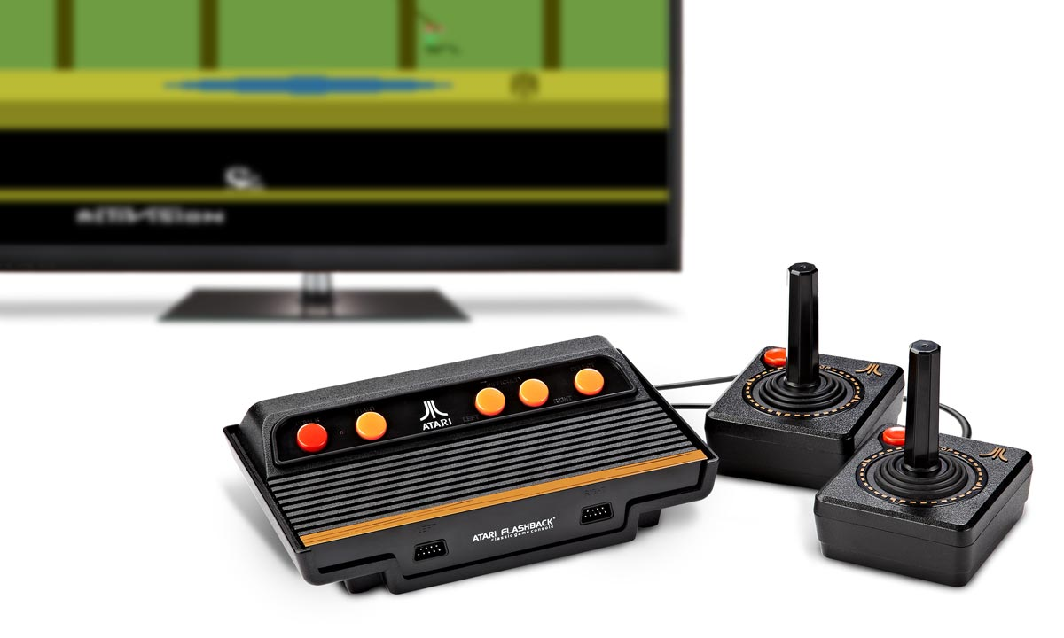 Atari, Sega miniconsoles hoping to ride NES Classic's coattails