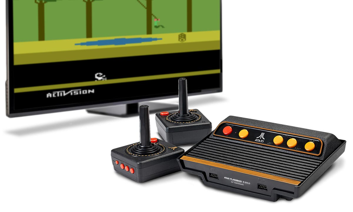 AtGames unveils new lineup of classic gaming hardware