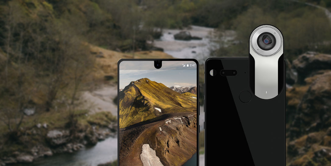 Andy Rubin's Essential phone gets $200 price cut, now selling at $499