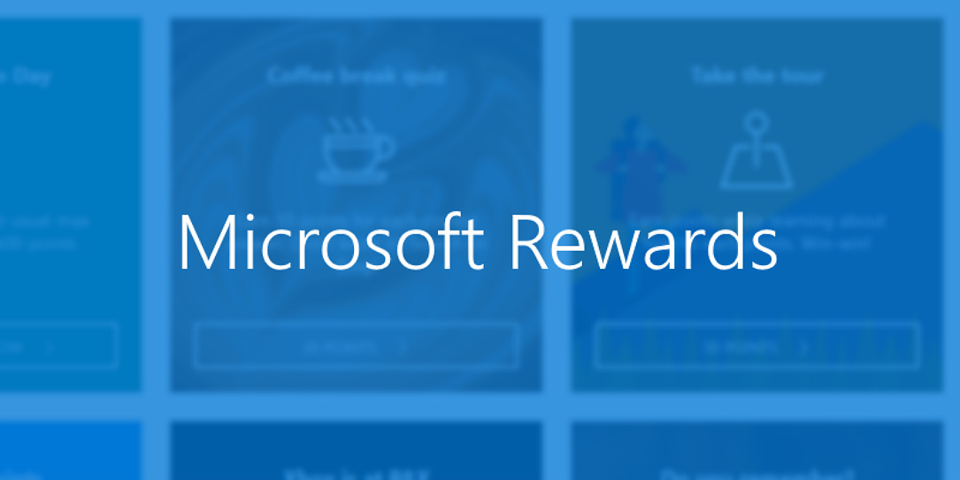 Microsoft Rewards are now available to users in the UK