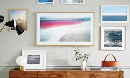 Samsung-The-Frame-TV-art-frame
