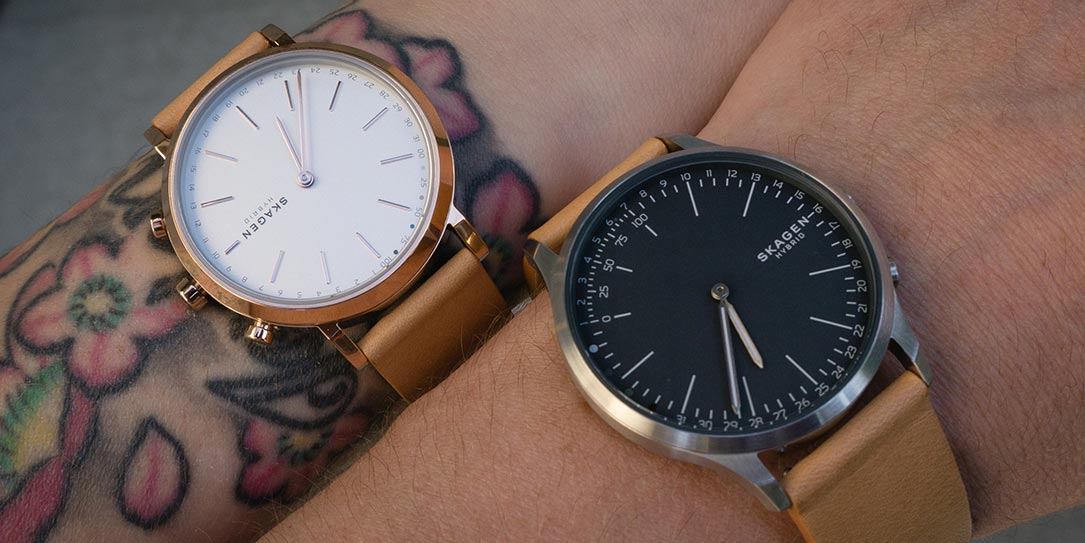 a73aa474810 SKAGEN Connected review  Two new styles for hybrid smartwatch ...