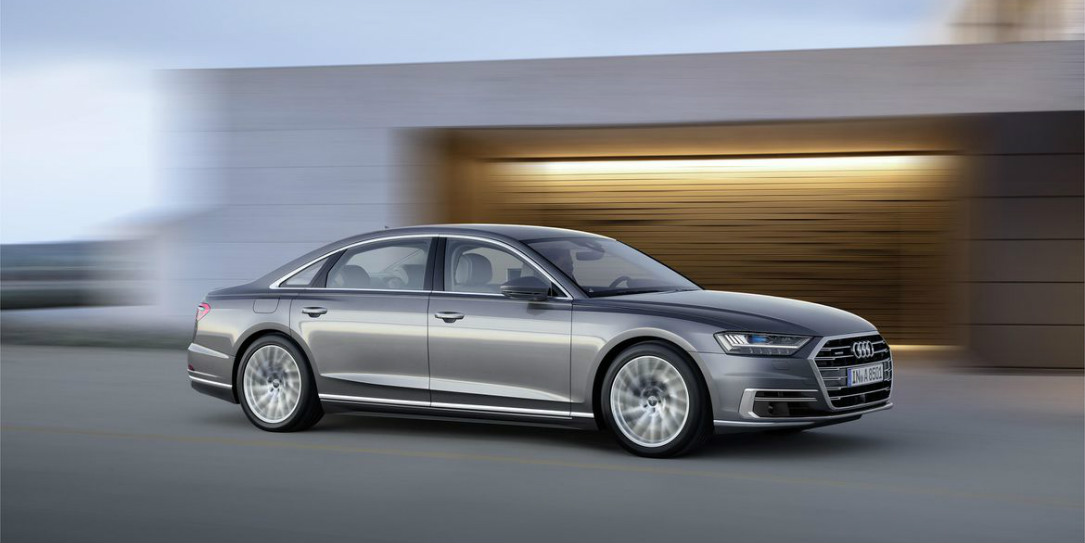 The All New Audi A8 Got Improved Cameras For A Smooth Ride