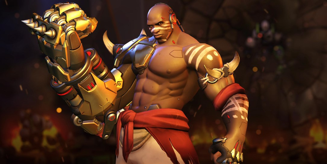Blizzard Teases Doomfist as Next Playable Overwatch Character