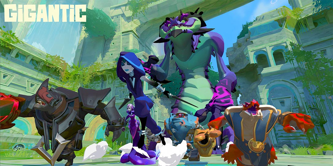 Gigantic launches on Xbox One, Windows 10, Steam, and Arc