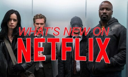 New on Netflix August