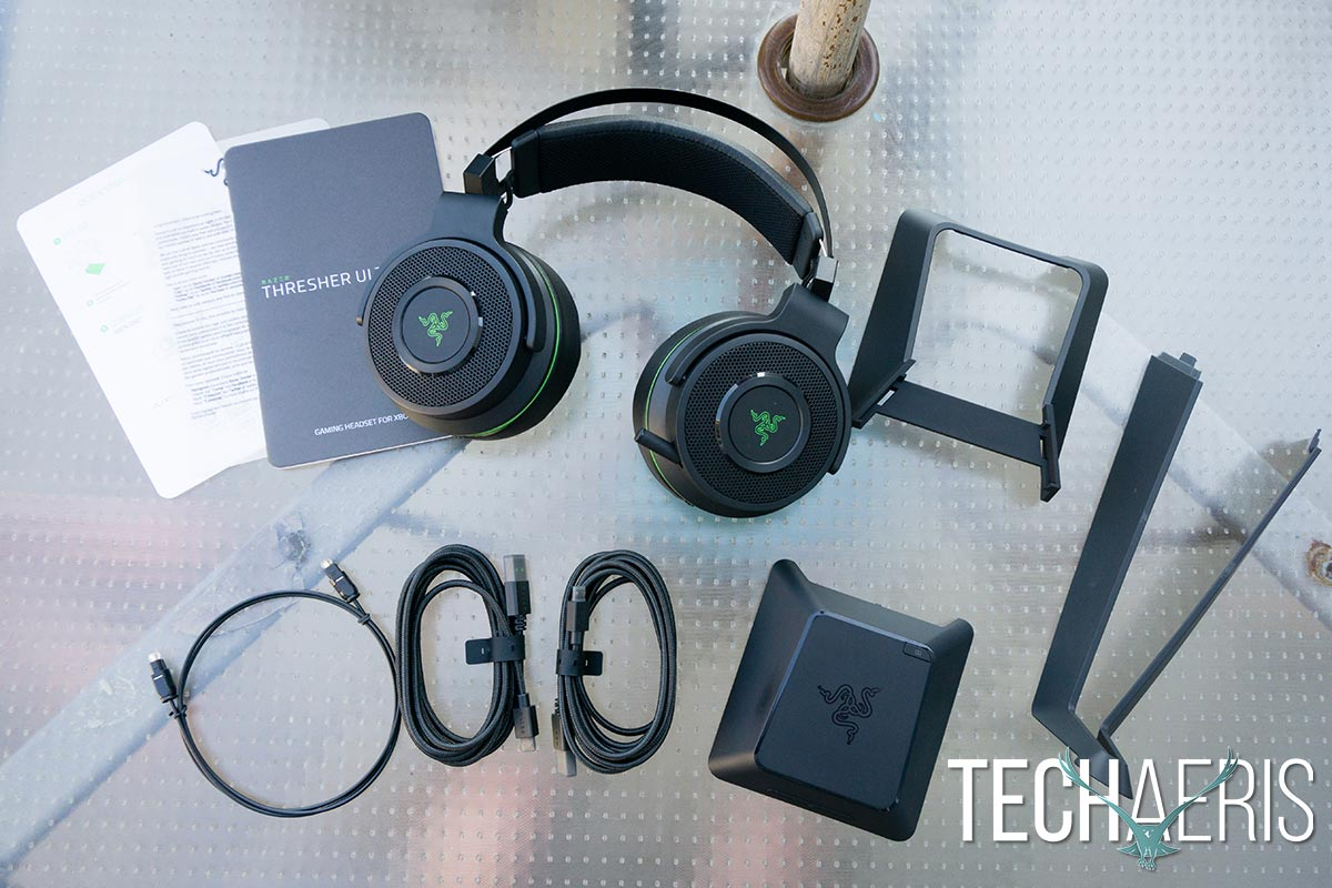 Razer Thresher Ultimate Review Lag Free Wireless