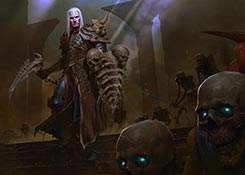 Diablo III Rise of the Necromancer DLC Packl