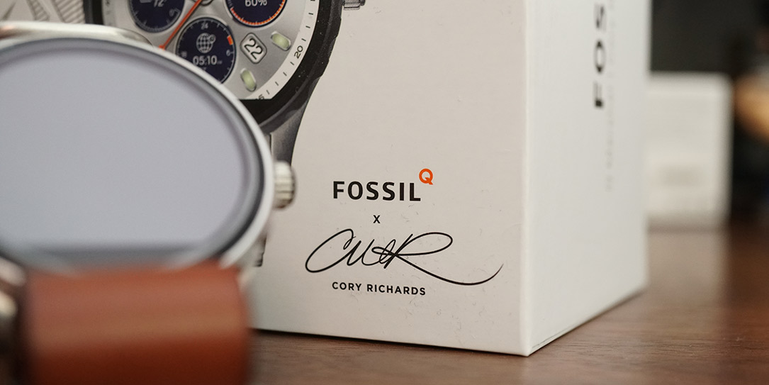 Fossil Q Marshal Cory Richards