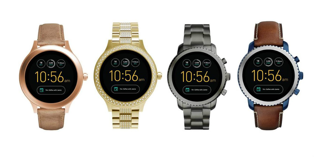 Fossil Starts Pre-Sales For Q Venture And Q Explorist Smartwatches